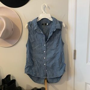 Urban Outfitters BDG Sleeveless Blouse